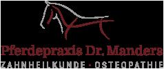 Pferdepraxis Dr. Manders Logo